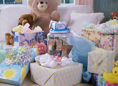Подарок женщине которая родила сына
